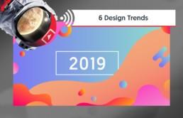 6 Graphic Design Trends 2019