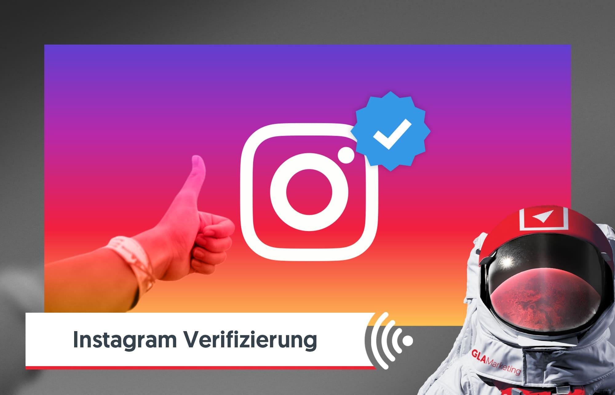 Instagram Verifizierung