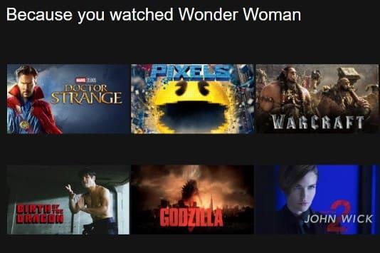 Filmempfehlung Netflix