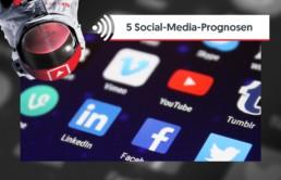 Social Media Progronsen